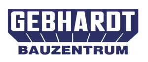 Sponsorenlogo Gebhardt Bauzentrum
