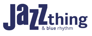 Sponsorenlogo Jazz Thing & blue rhythm